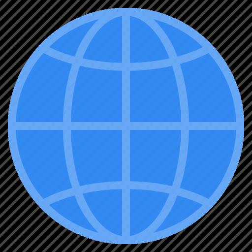 site, web, where, world icon
