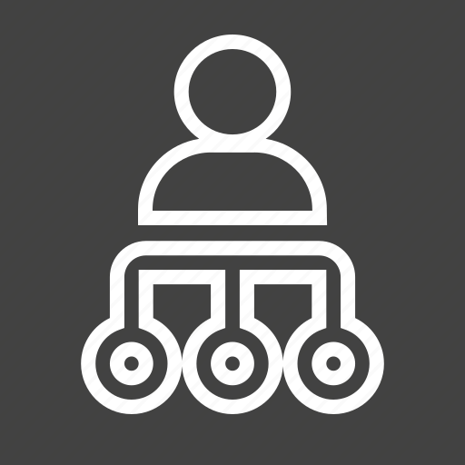 Data, gear, information, manage, server, settings, storage icon - Download on Iconfinder