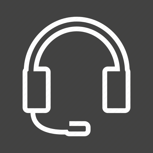 Aid, assistance, call, customer, headphones, operator, support icon - Download on Iconfinder