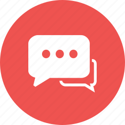 chat, communicate, communication, message, talk, text, write icon