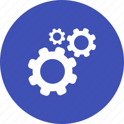 configuration, controls, customize, gear, options, preferences, setting icon