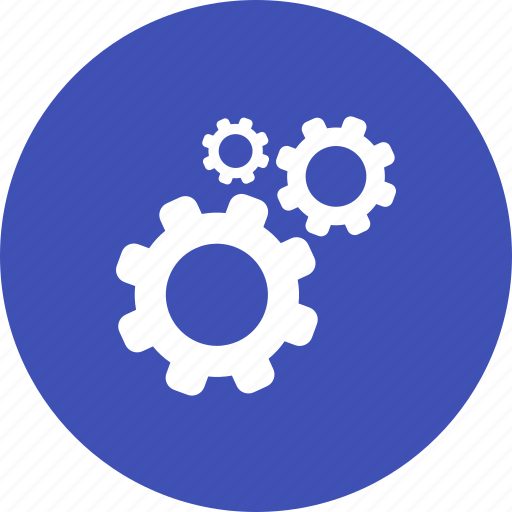 Configuration, controls, customize, gear, options, preferences, setting icon - Download on Iconfinder