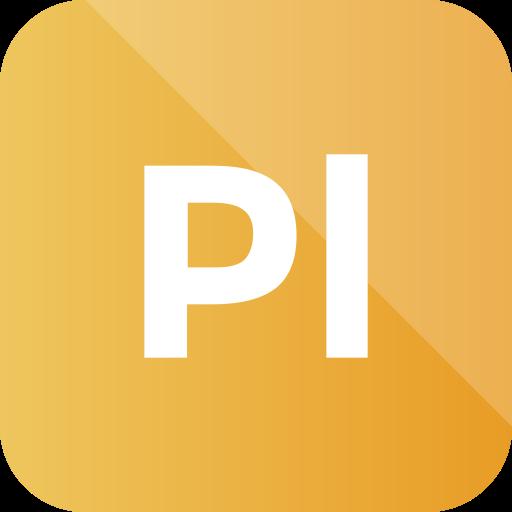 basic, data, extension, file, format, pl, type icon icon