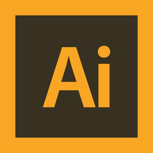 adobe, illustrator, logo icon