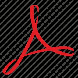 acrobat, adobe, api, document, figure, format, pdf icon