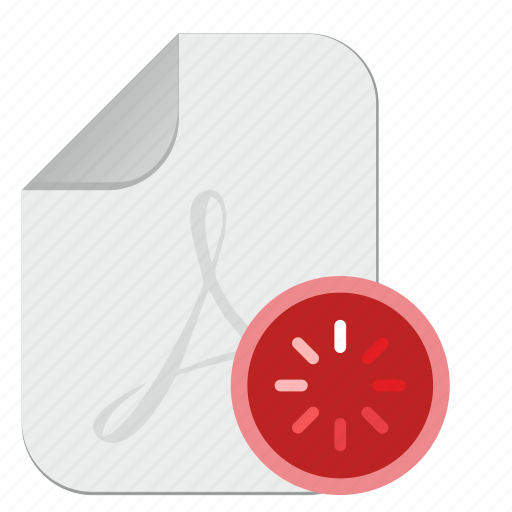 acrobat, api, doc, document, file, list, pdf icon