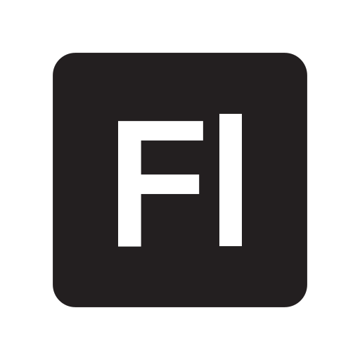 Adobe, extension, file, flash, format icon - Free download
