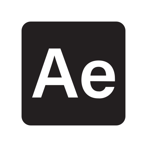 adobe, aftereffect, extension, file, format icon