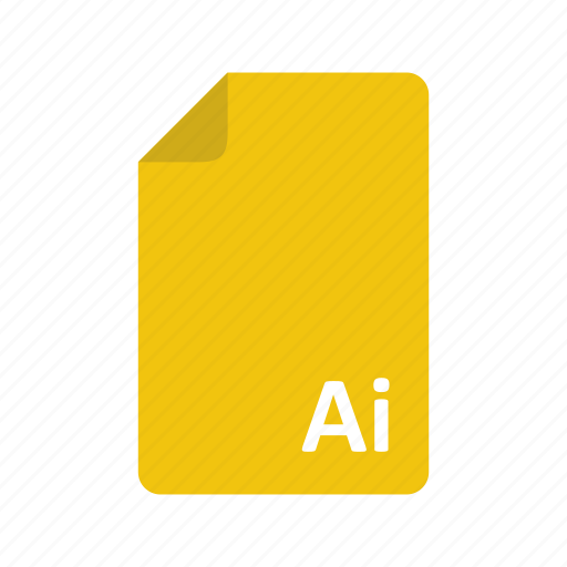 adobe, illustrator, office, tool, vector icon