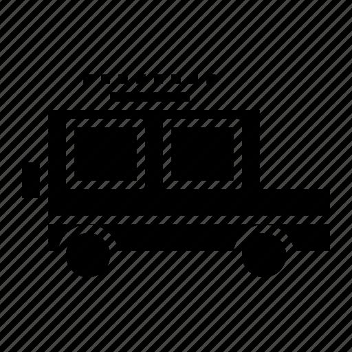 Adventure, automotive, car, transport icon - Download on Iconfinder