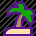 activity, extreme, island, sport icon
