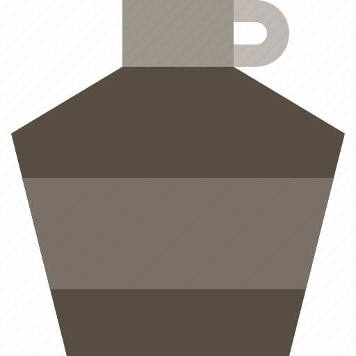 bottle, container, drink, water icon