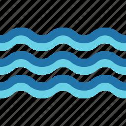 lake, river, swamp, water icon