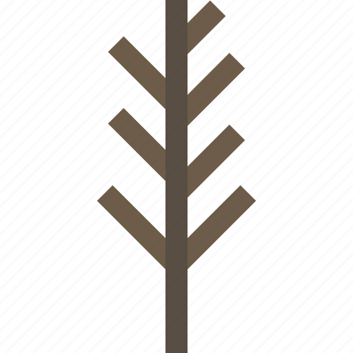 branch, nature, plant, tree icon