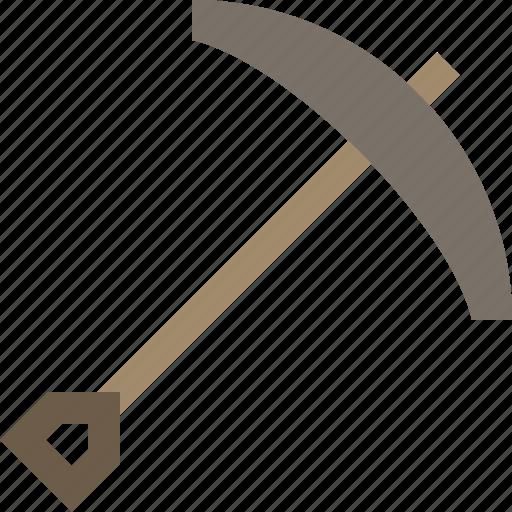 ax, axe, hatchet, ice icon