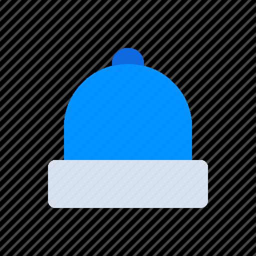 adventure, beanie, cold, hat, journey, recreation, winter icon