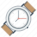 time, timepiece, watch, wristwatch icon