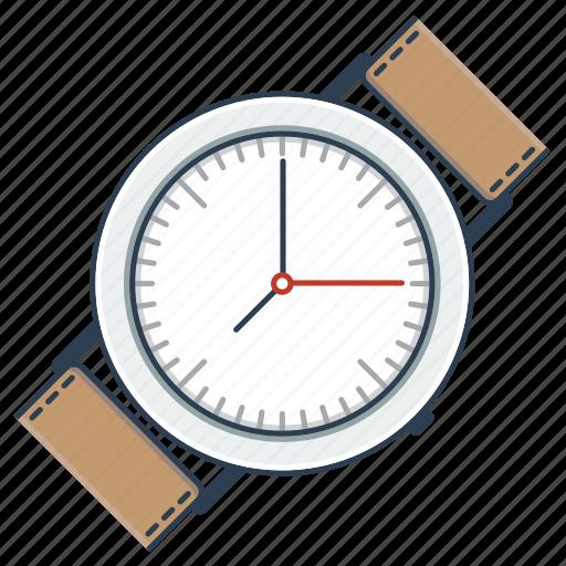 time, timepiece, watch, wristwatch icon