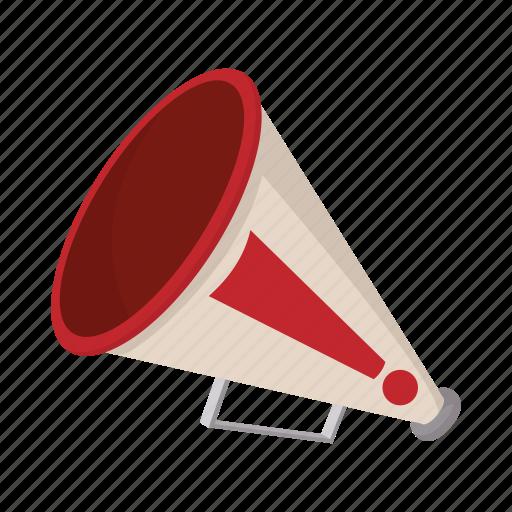 advertisement, cartoon, communication, loudspeaker, megaphone, mouthpiece, promotion icon