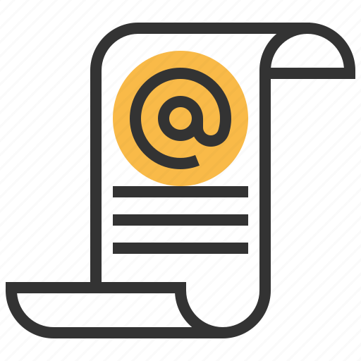 advertising, comment, communication, email, letter, mail, message icon