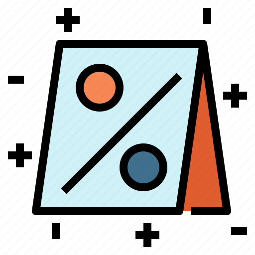 discount, label, offer, percent, sale icon