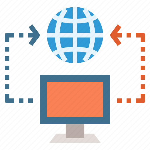 computer, ecommerce, internet, online, technology icon