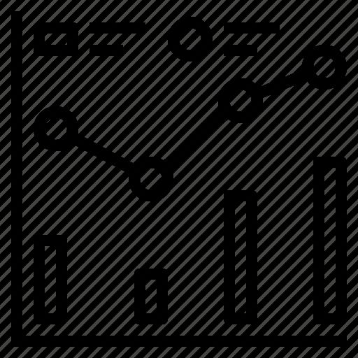 chart, data, graph, report, statistics icon