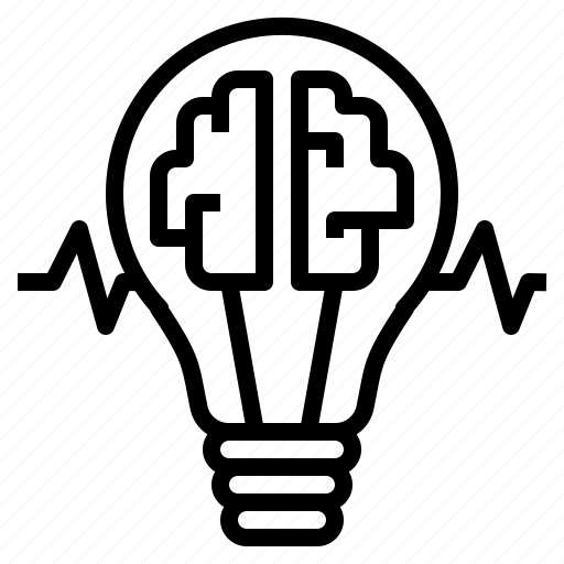 creative, idea, imagination, innovation, thinking icon