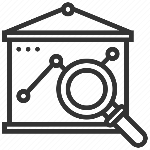 advertising, analytics, finance, marketing, report, statistics icon