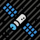communication, satellite, technology, transmission icon