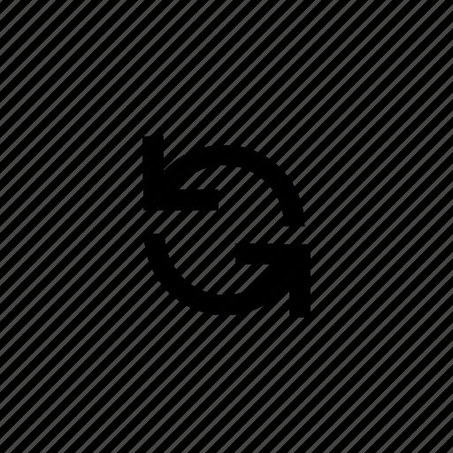 arrow, arrows, loop, looping, refresh, reload, try icon