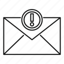 mail, email, advice, ideas, message, new, send icon