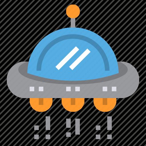 alien, craft, spaceship, ufo, unidentified icon