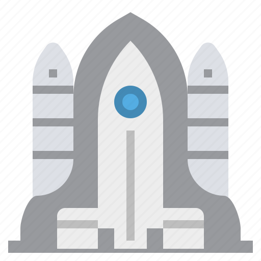 aeronautic, astronautic, rocket, space, station, technology icon
