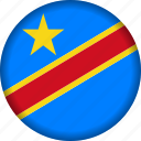 democratic republic of the congo icon