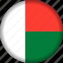 flag, madagascar