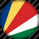 flag, seychelles icon
