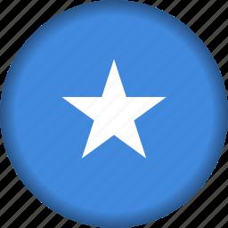 africa, somalia icon