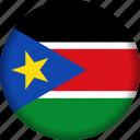 flag, south, sudan