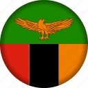 flag, zambia