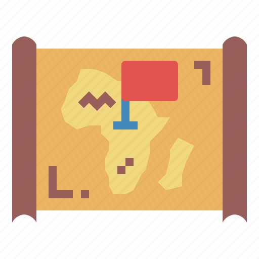Gps, location, map, position icon - Download on Iconfinder