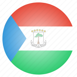 african, country, equatorial, flag, guinea, guinean, national icon