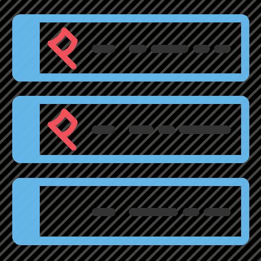 agile, flag, plan, stack, tasks, to do, workflow icon