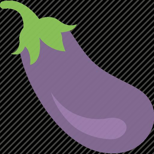 agriculture, brinjal, eggplant, food, vegetable icon