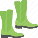 farming shoes, footwear, gumboot, rain boot, rubber boots icon