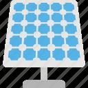 solar cell, solar energy, solar panel, sun energy, sun power icon