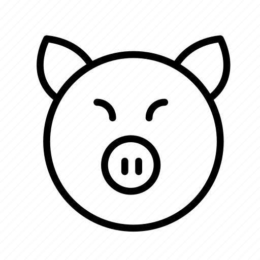 Earth, farm, garden, pig icon - Download on Iconfinder
