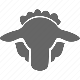 animal, farm, pet, sheep icon