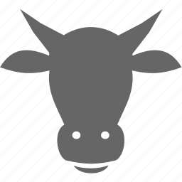animal, cow, farm, pet icon
