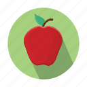 agriculture, apple, farm, fruits icon